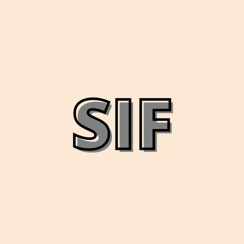 SIF (sif)