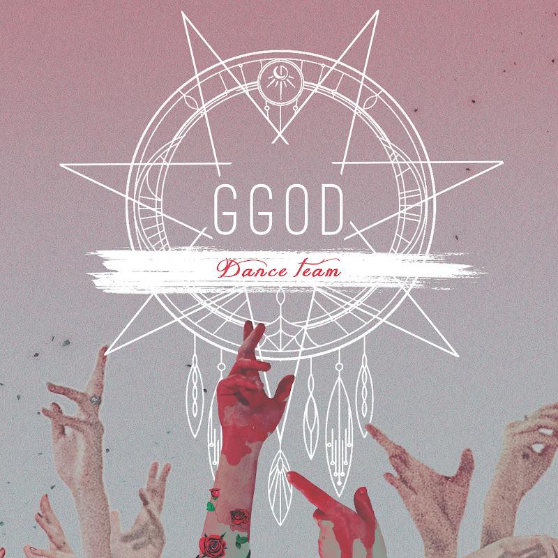 Logo for GGOD COVER DANCE TEAM