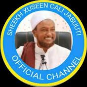 SHEEKH XUSEEN CALI JABUUTI OFFICIAL CHANNEL net worth