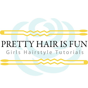 Pretty Hair is Fun - Girls Hairstyle Tutorials