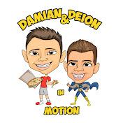 Damian & Deion in Motion net worth