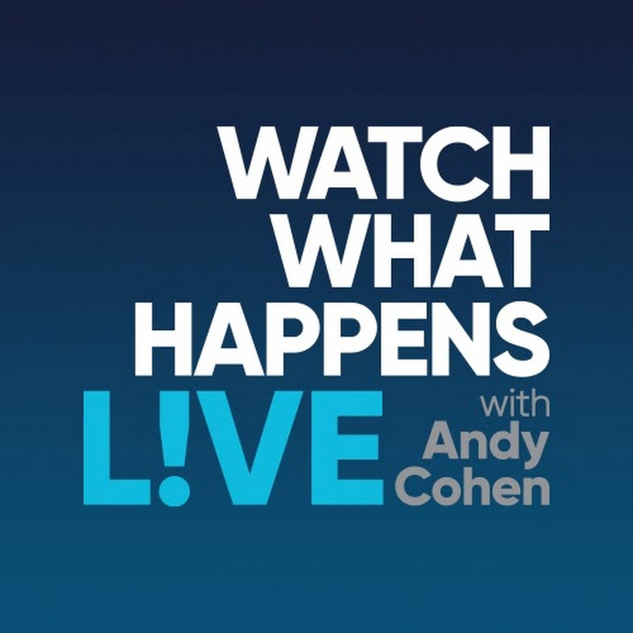 Watch What Happens Live With Andy Cohen Youtube
