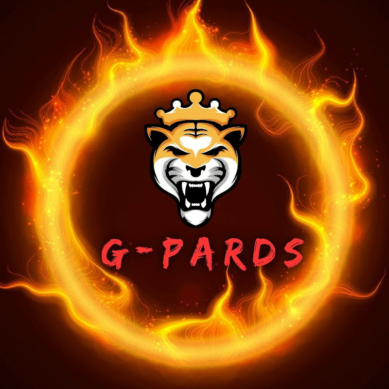 Logo for GPARDS cover dance team