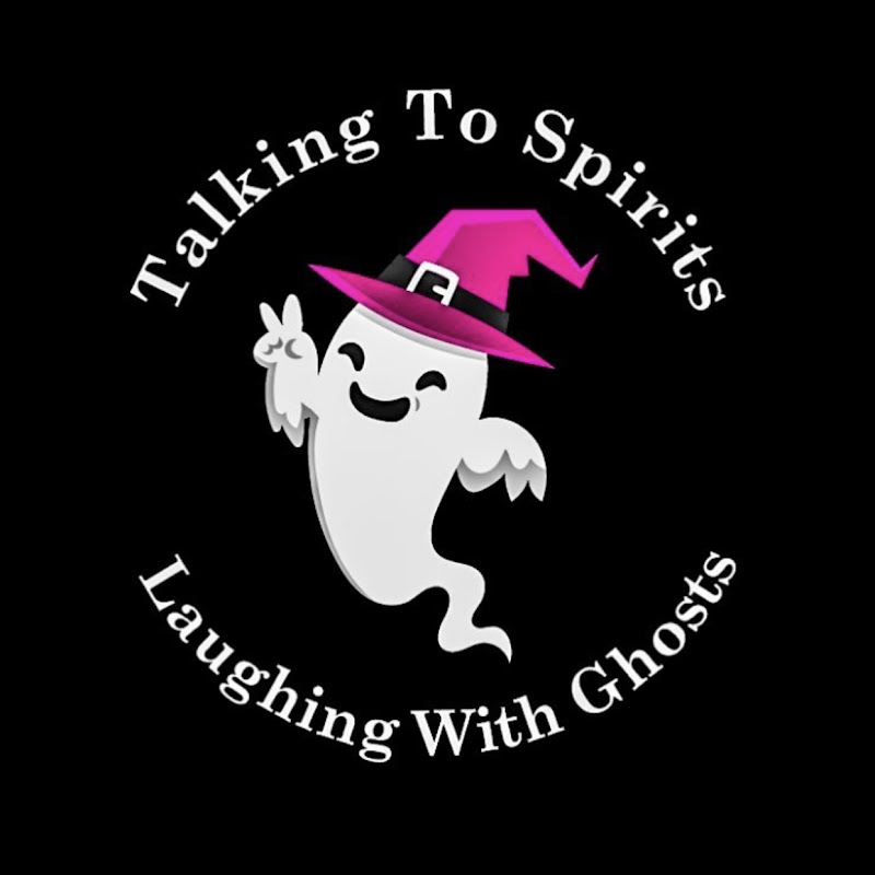 Talking To Spirits Laughing With Ghosts