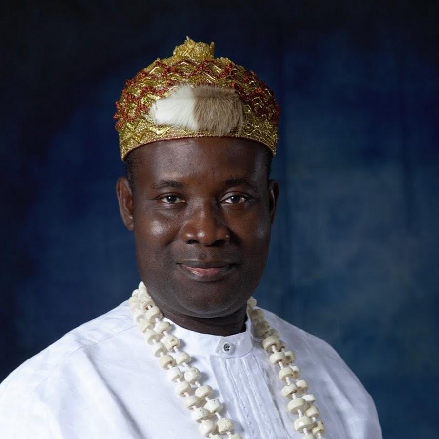 His Royal Highness Igwe Oranu Chris Chidume - YouTube