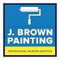 J Brown Painting