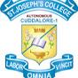 St.Joseph's College, Cuddalore - E Content - Youtube