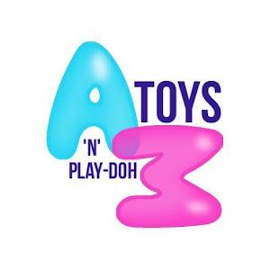 AM TOYS 'N' PLAY-DOH