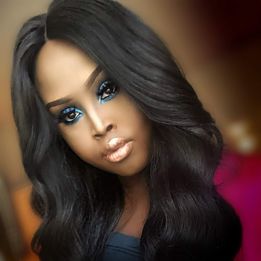Blue Makeup Samsam