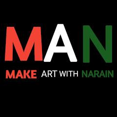 Make art with narain