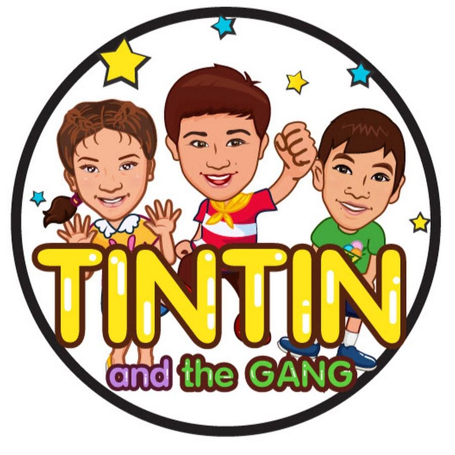 TINTIN and the GANG