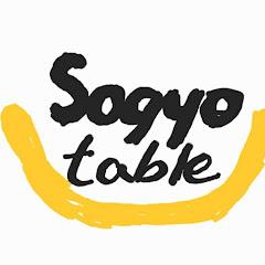 sogyo table 소교식탁TV