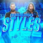 Fandango Styles WWE Avatar