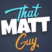 That Matt Guy Avatar