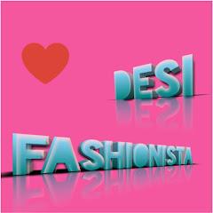 Desi Fashionista