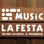 チャンネルMUSIC LA FESTA