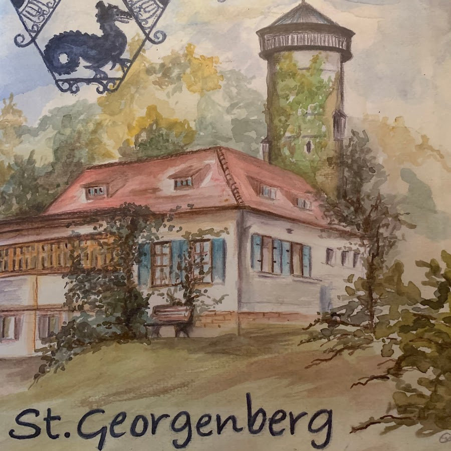 Ausflugslokal St Georgenberg Bad Rodach Youtube