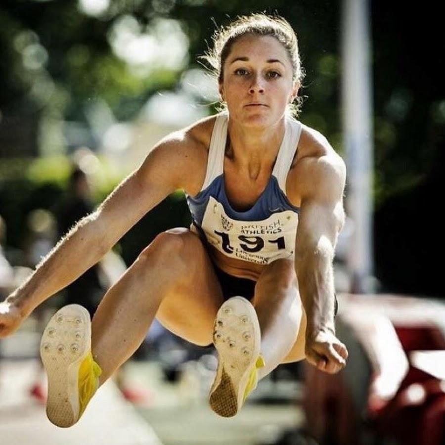 Jade nackt Nimmo Scottish athlete