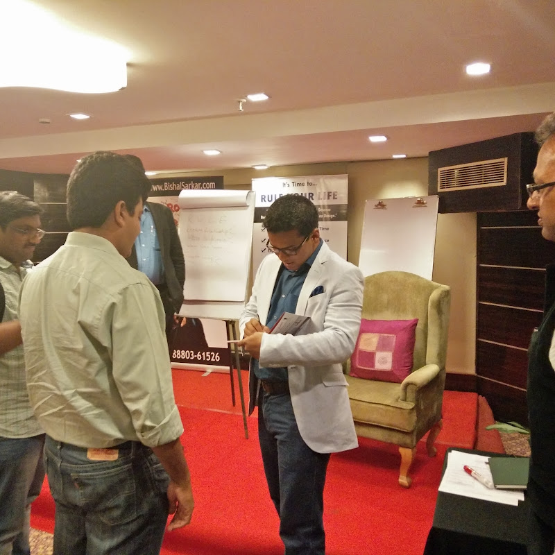 Bishal Sarkar: Practical Public Speaking Expert