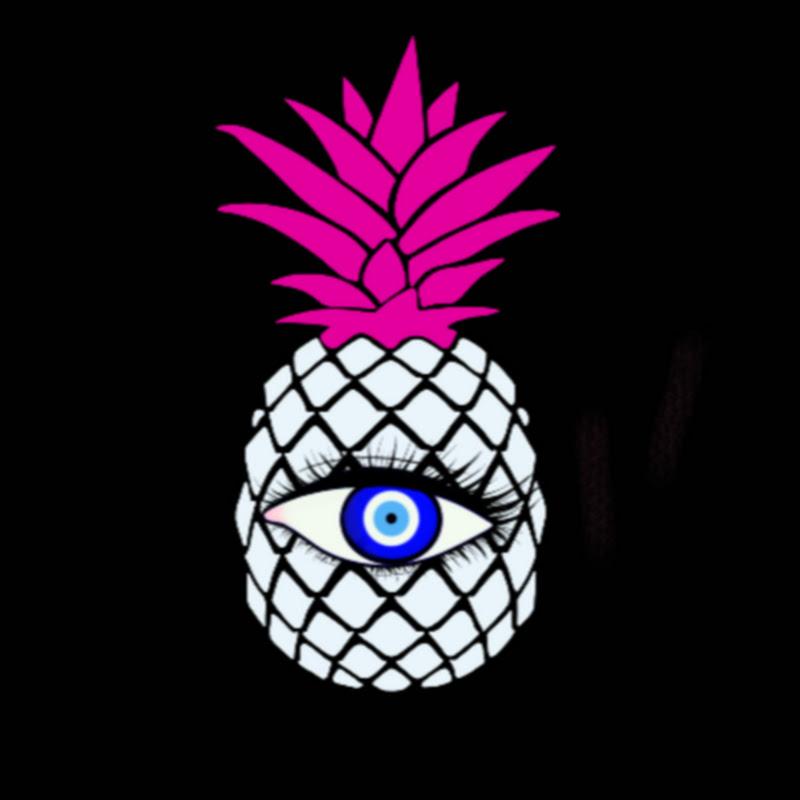 Pink Pineapple Tarot