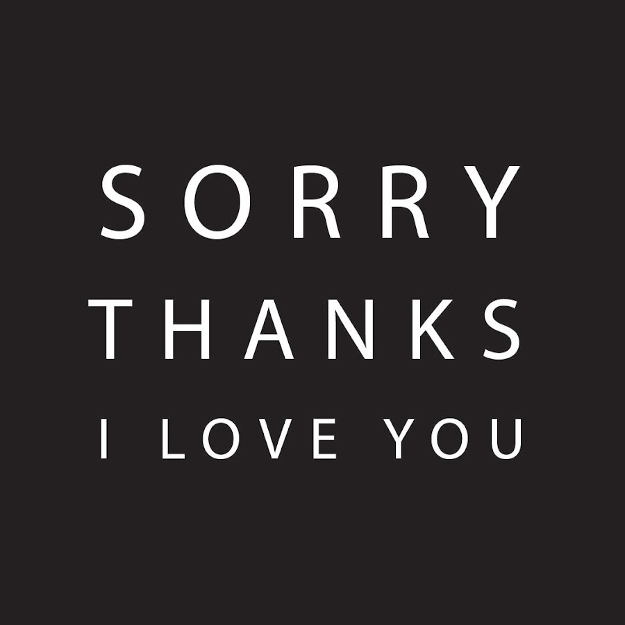 Love thanks you i 2021 Thank