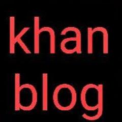khan blog