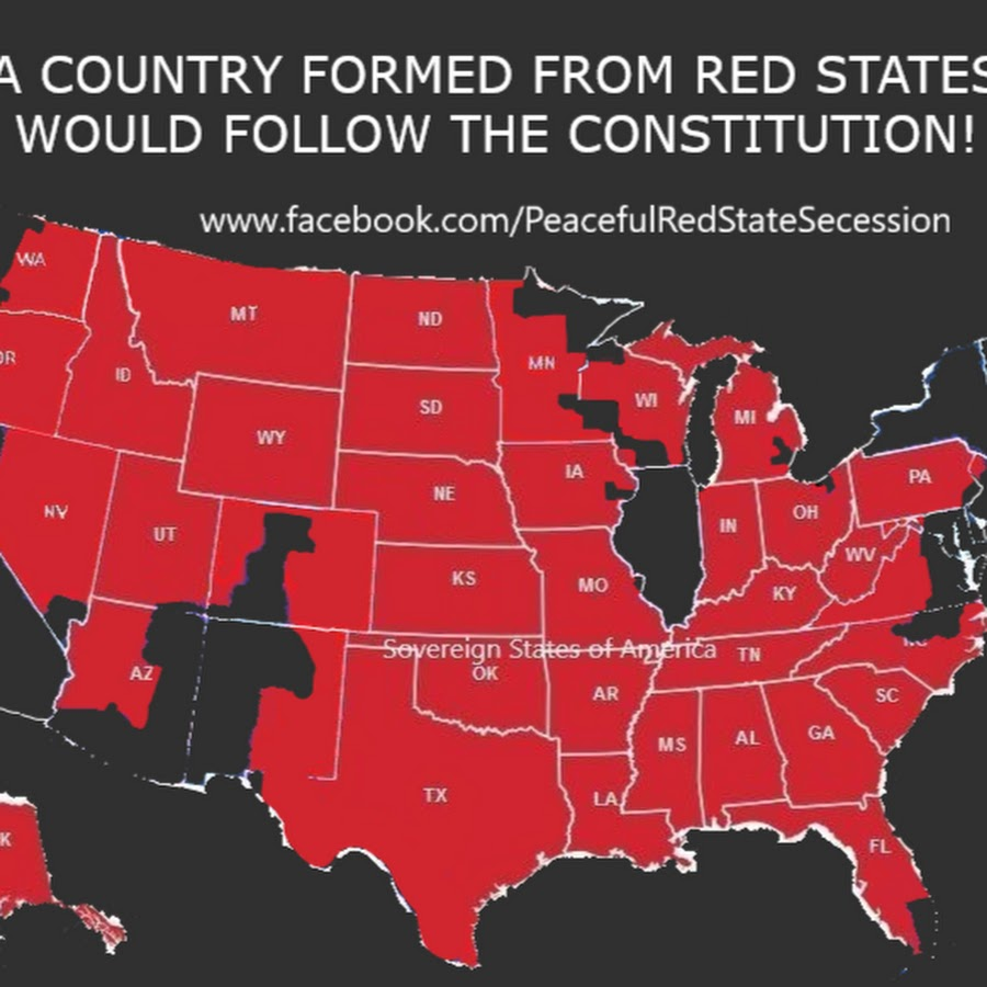 Red-State Secession - YouTube