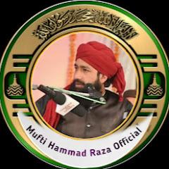 Mufti Hammad Raza Official