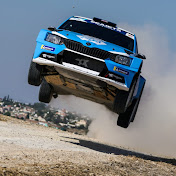 Chris Ingram - European Rally Champion Avatar
