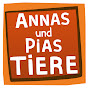 Annas und Pias Tiere