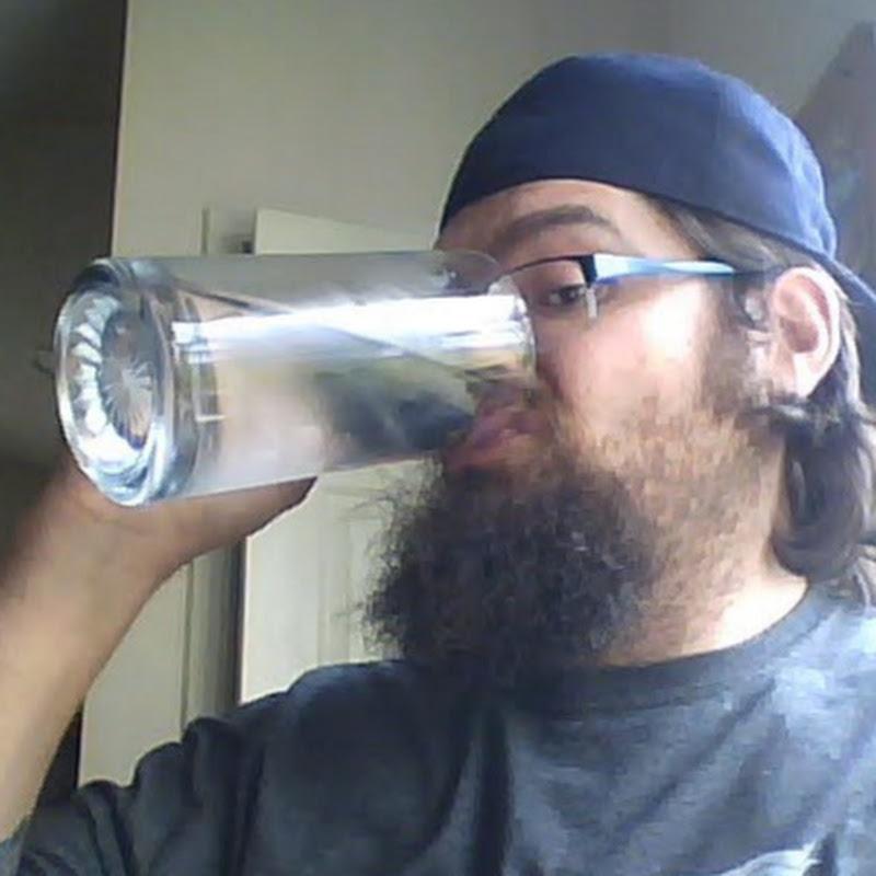 Big Mike Drinks Water