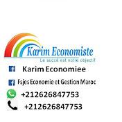 Karim Economiste net worth
