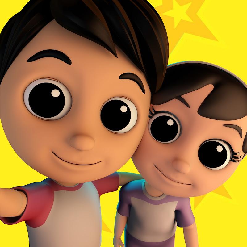 Luke and Lily - Nursery Rhymes & Kids Songs