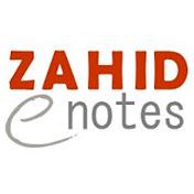 Zahid Notes net worth