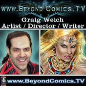 Graig Weich BeyondComics. TV Avatar