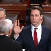 Senator Josh Hawley net worth