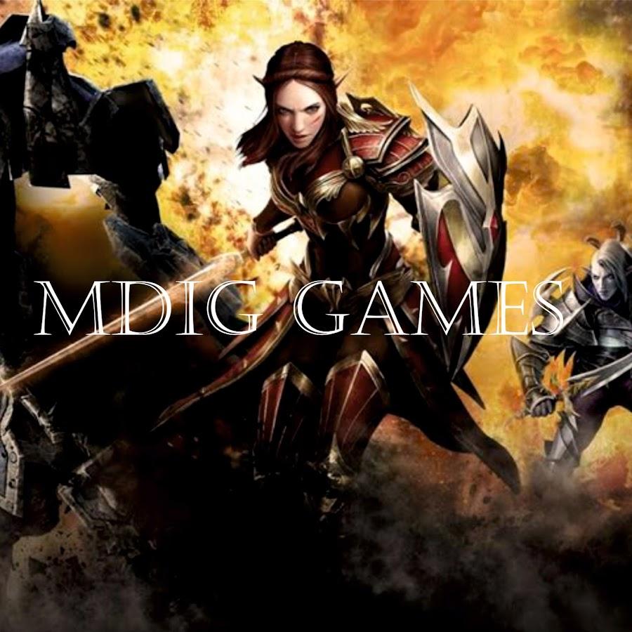 MDIG GAMES