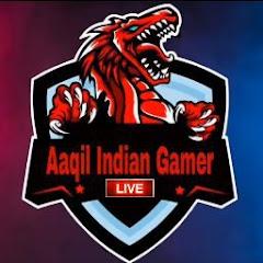 Aaqil Indian gamer