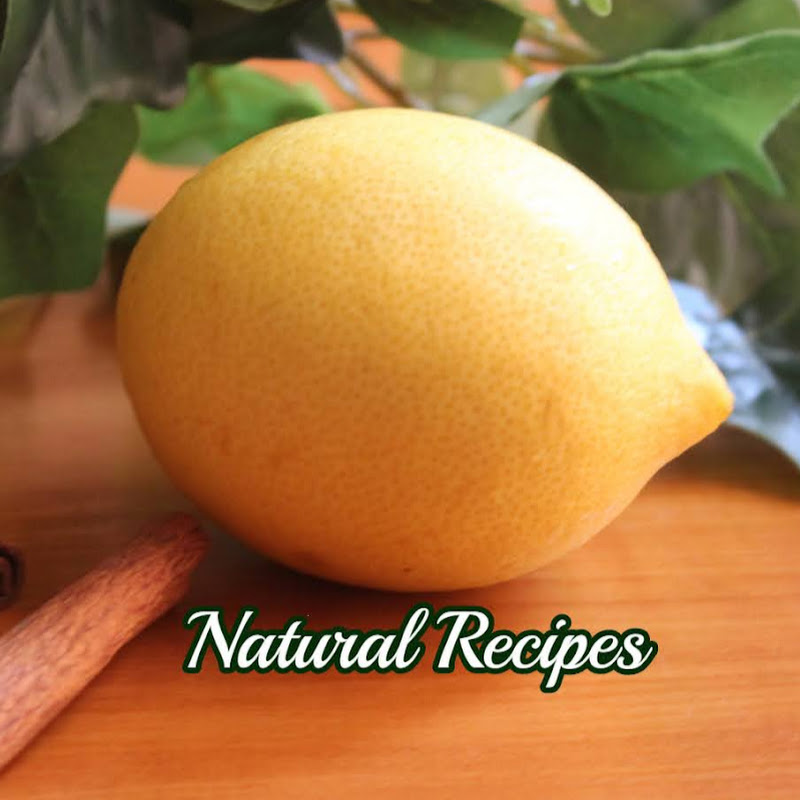 Natural Recipes