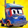 Kids Car Cartoon The Treasure Hunt Car City Cars And Trucks