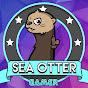 Sea Otter Gamer