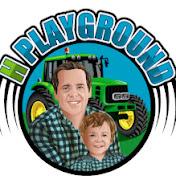 Hudson's Playground Avatar