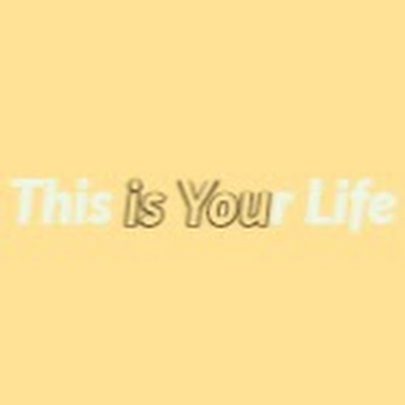 This is Your Life Motivation!