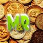 MariNA&RuS - химические опыты поиск монет рыбалка