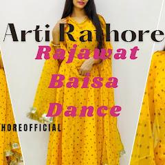 Rajawat baisa dance