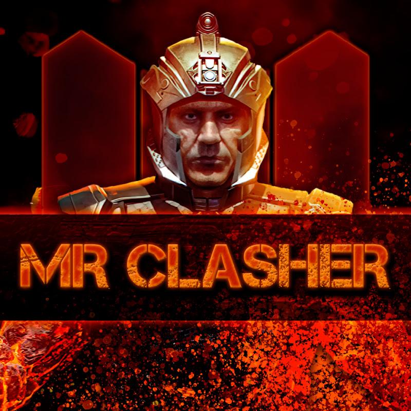 Mr Clasher