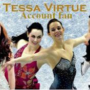 Tessa Virtue account fan net worth