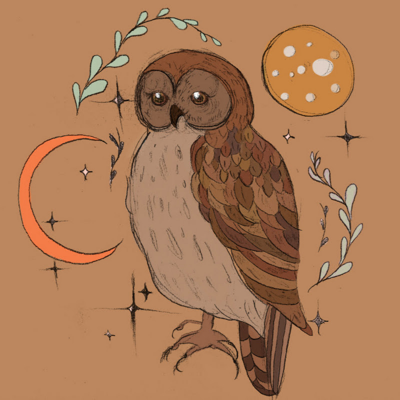 owls tarot