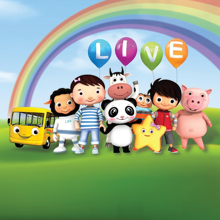 Little Baby Bum Live - YouTube