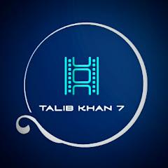 Talib Khan 7